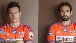 FC Pune City signs Marko Stankovic and Manuel Jesús Ortiz Toribio