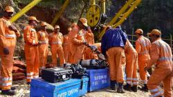Navy divers detect one body in flooded coal mine in Meghalaya