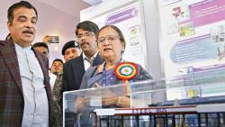 Nitin Gadkari unveils M15 Blending Programme