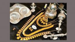 Yellow metal shines bright on Gudhi Padwa