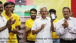 'Rickshaw App' launched in city