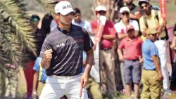 Shubhankar Sharma clinches 2018 Asian Tour Order of Merit title