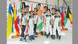 Arhant Joshi and Vedant Kadam impress