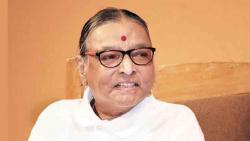 Dr Geeta Iyengar passes away