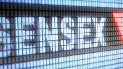 Sensex succumbs to profit-booking, tanks 383 pts
