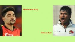Rookies Siraj, Iyer in T20 squad, Vijay back in Test squad