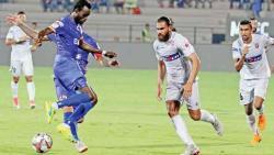 FC Pune City go down 0-2 to Mumbai City FC