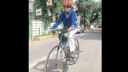 Vasanti Joshi will start her cycling expedition from Kanyakumari and will end it in Umling La