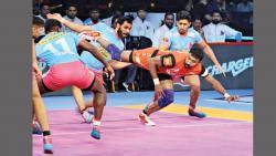 Bengaluru Bulls beat Jaipur Pink Panthers