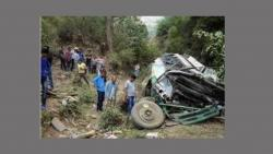 Seven school children, driver killed in Satna accident