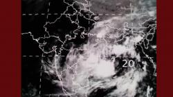 Cyclone 'DAYE' hits Odisha coast, triggers heavy downpour; Malkangiri worst-affected
