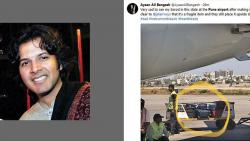 Ayaan Ali's sarod mishandled by Jet Airways staff at Pune airport