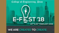 CoEPs E-fest to be held on Feb 24-25