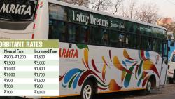 Pvt bus operators hike fares