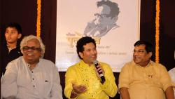 New generation should not miss Pu La's treasure: Sachin
