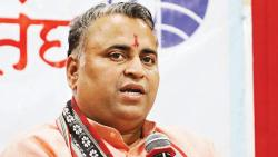 'BJP does not believe in installation of statues'