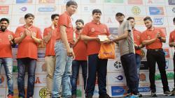 Chandrakant, Priyanka bag top honours