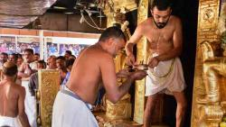 Sabarimala temple closes after annual pilgrimage season