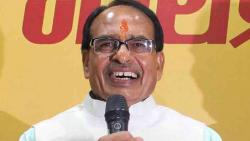 MP CM Chouhan calls himself 'biggest pollster