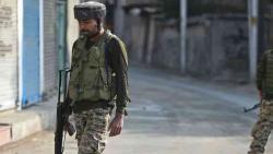 policeman killed in encounter in Srinagar