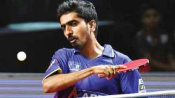 Sathiyan bows out of Austrian Open, loses to Xin Xu of China