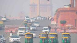 Delhi's air quality remains poor