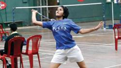 Shreya Shelar wins in Under-16 quarters