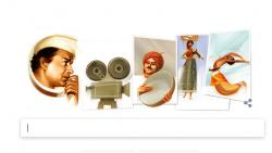 Google salutes Indian filmmaker V. Shantaram