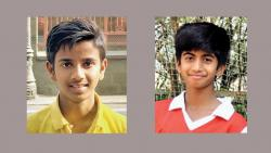 Surya and Rudresh to represent India