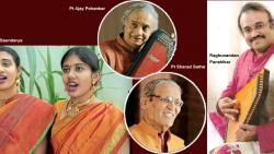 Celebrating Seven Swaras