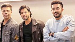 Karan Johar announces Rannbhoomi with Shashank and Varun