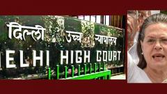 No urgency in AJL's plea challenging Centre's order ending National Herald building lease