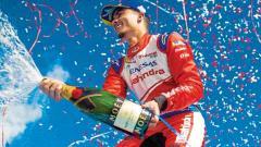 Pascal wins podium for Mahindra Racing