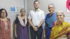 Senior citizens win battle against cancer