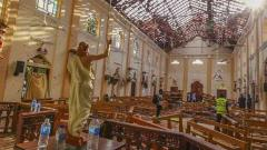 215 killed, around 500 injured as blasts hit churches, luxury hotels on Easter in Sri Lanka