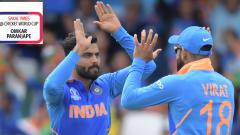 ICC Cricket World Cup 2019: From the dressing room