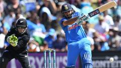 2nd ODI: India post challenging 324/4 vs New Zealand