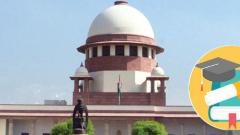 Maratha quota in admission to PG medical courses: SC seeks Maha govt's reply