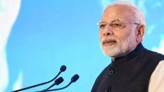 Climate, calamity linked to culture: Modi