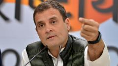 MHA serves notice to Rahul Gandhi on complaint questioning citizenship
