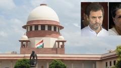 SC allows I-T dept to reopen tax assessment of Rahul, Sonia in National Herald case