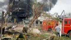 10 killed in explosion at Maharashtra chemical factory