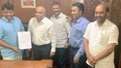 2 MGP MLAs break away from party, merge legislative wing with BJP in Goa
