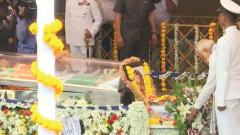 PM Modi pays tribute to Parrikar in Goa