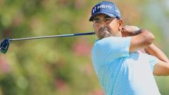 Anirban Lahiri lies fifth, Sharma way down in Korn Ferry finals