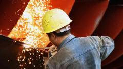 Industrial growth at 6-month high of 3.4 pc in April