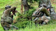Militant killed in encounter in Baramulla