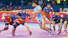 Bengal Warriors outclass UP Yoddha with clinical display