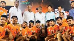 Nirmal Krida & Samaj Prabodhan Trust emerges champion