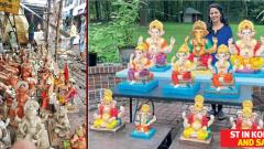 Ganesh idol makers face losses in lakhs